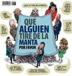 LOS CORRUPTOS TIENEN UN PODER INMENSO EN ESPAÑA