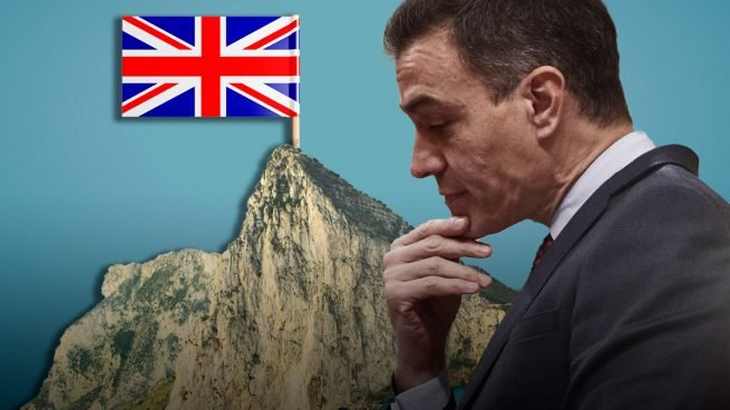"""La prensa española titula: """"Pedro Sánchez entrega Gibraltar: renuncia a exigir la soberanía en la negociación del Brexit"""""""