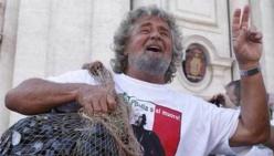 """Grillo, el """"ganador"""" en Italia"""