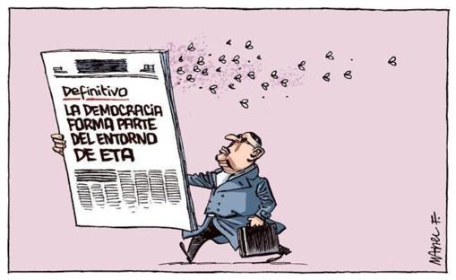 Demasiados medios de comunicación españoles que cultivan la mentira y la antidemocracia