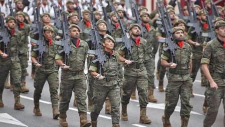 ¿Purga estalinista en las Fuerzas Armadas de España?