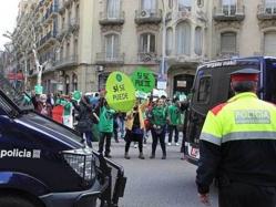 Los políticos del PP, asustados, recurren a la represión para evitar las protestas ciudadanas