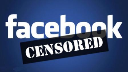 Facebook emplea cada día más la censura en sus redes