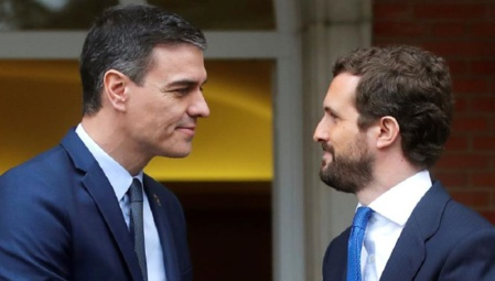 Pactos antidemocráticos y anticonstitucionales entre PP y PSOE