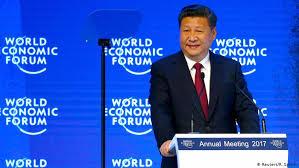 Xi Jinping, el gran líder de China, fue el invitado especial del foro de Davos y el gran triunfador