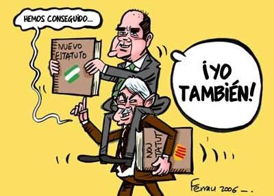 Canción de 'Ciudadanos' contra el 'Estatuto' de Andalucía