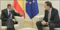 La única solución de España es la democracia