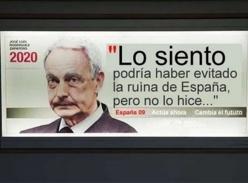 """La """"casta"""" política española, por temor a las urnas, quiere reconciliarse con la sociedad"""