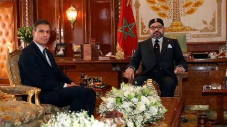 España, siempre acomplejada y acobardada ante Marruecos