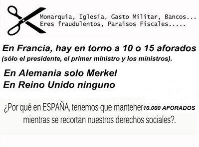 Los españoles desconocen todavía el 90 por ciento de las suciedades que han protagonizado sus políticos