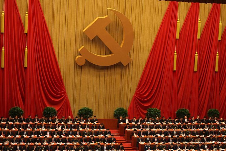 El comunismo chino amenaza al mundo libre: desarrollo sin libertad