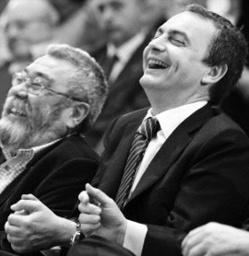 España: la gente está asqueada de los privilegios de los políticos