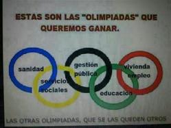 Las olimpiadas que de verdad necesita España