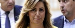 La socialista Susana Díaz se perfila ya como sustituta de Rubalcaba