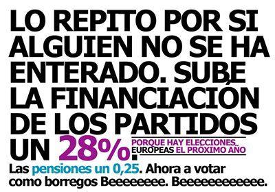 Un político como Rajoy, en Estados Unidos, Alemania o Inglaterra, habría sido destituido