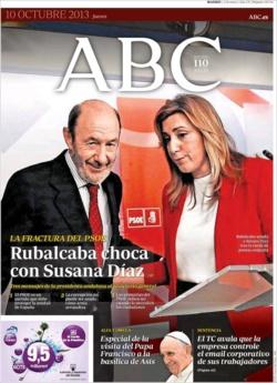 La inmensa osadía de Susana Díaz