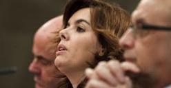 """Soraya ya se ha podrido y se comporta como """"política"""""""