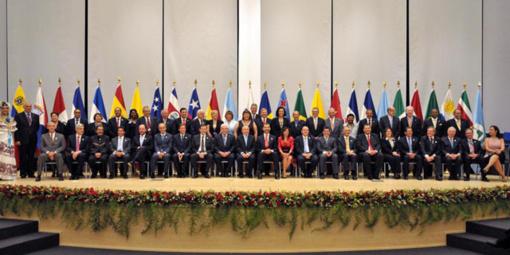 Arranca en Panamá, en un ambiente de fracaso, la XXIII Cumbre Iberoamericana