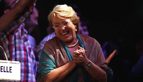 Bachelet, presidenta indigna