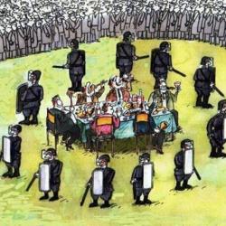 """'The Economist' alerta: en España hay """"alto riesgo de revueltas"""""""