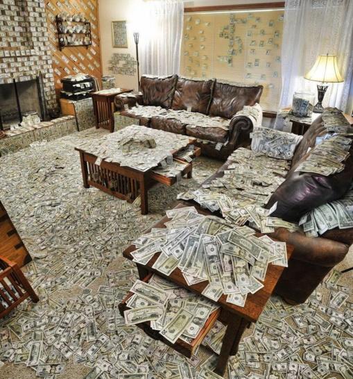 ¿Es la casa de un político corrupto o de un saqueador de las cajas de ahorro?