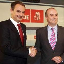 Zapatero y Miguel Sebastian