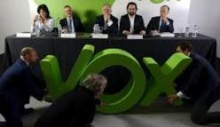 """Rebelión contra el PP y sus mentiras: nace VOX, mas parecido a """"la cordura"""" que a """"la derecha"""""""