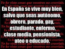 El gran fracaso de España