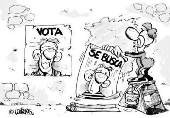 La política española, en un mal momento