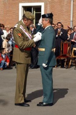 Teniente coronel Antonio Tejero Díez