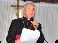 Diego Padrón, pte. obispos Venezuela