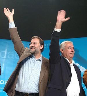 El deambular confuso y perdedor del PP de Andalucía