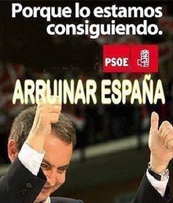 EN LUGAR DE RENOVARSE, EL PSOE DEBE DESAPARECER