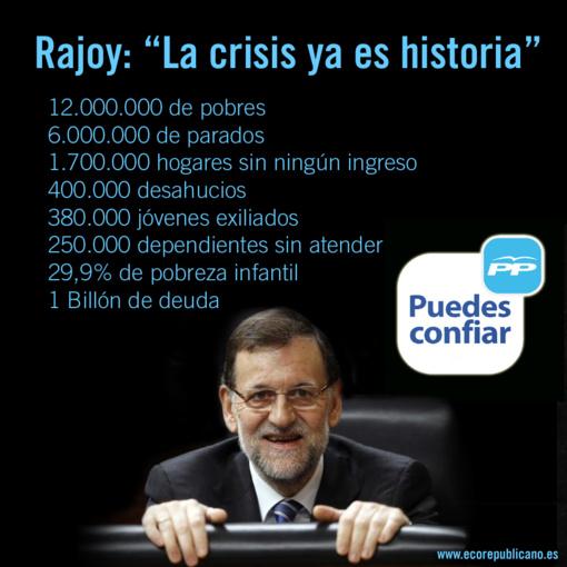 España, un país gobernado por sospechosos e implicados