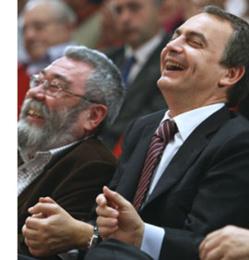 UGT: un sindicato organizado para delinquir. Cándido Méndez debe dimitir