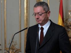 """Rajoy """"aborta"""" a Gallardón y a la decencia"""
