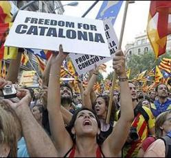 La pantomima tragicómica del independentismo catalán
