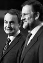 """El PP no quiere darse cuenta de que Rajoy, como Zapatero, es un """"apestado"""""""