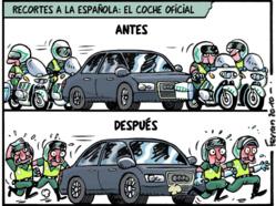 LAS AUTONOMÍAS, TAIFAS  DE LA RUINA