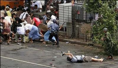 Los militares asesinos de Birmania se declaran 'socialistas'
