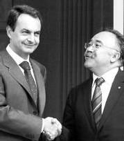 La antipatía de Carod-Rovira le cuesta 50 millones de euros a Cataluña