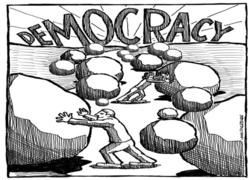 """No puede haber democracia sin la """"revocabilidad permanente"""" de los cargos electos"""
