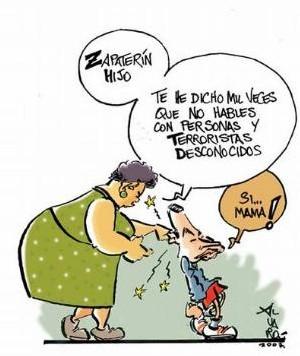 Zapatero niño en www.lakodorniz.com