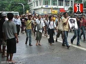 El pueblo oprimido de Birmania, abandonado por las falsas democracias occidentales
