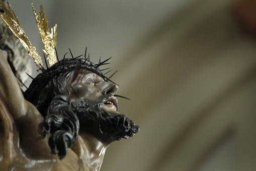 """La Iglesia ha """"falseado"""" la imagen de Jesucristo, que fue un """"Indignado"""""""
