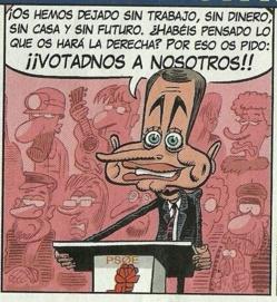 El mayor drama de España no son los políticos corruptos sino los ineptos