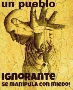 El miedo se democratiza en España