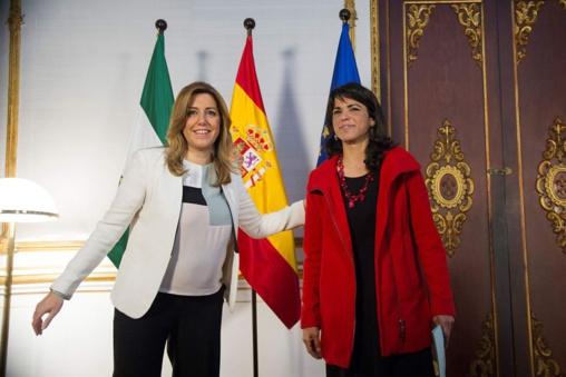 """""""Roja pero decente"""", la canción de Susana"""