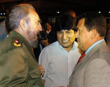Dos izquierdas compiten en América Latina