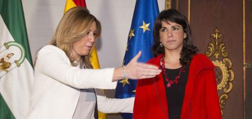 Un gobierno PSOE-Podemos en Andalucía sería la tumba del partido de Pablo Iglesias